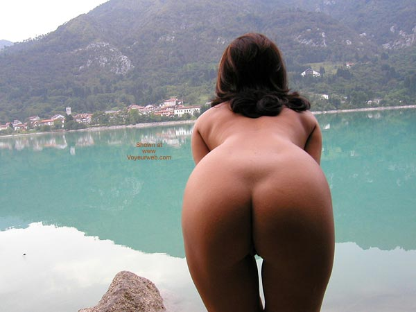 Pic #1 - Bent Over - Bend Over, Sexy Ass , Bent Over, Perfect View From The Back, Ass Shot, Seaview