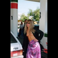Public Nudity - Nude In Public, Skirt, Small Aerolas