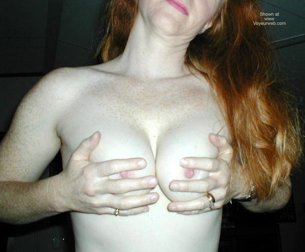 Pic #3 - Red Headed Wife(2nd Time)