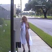 Alysha In Public 8
