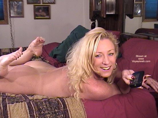 Pic #8 - Watching Nasty Ashley