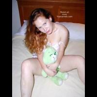 Amanda - Redhead Carebear