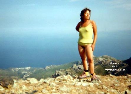 Pic #2 - Louisette in Corsica