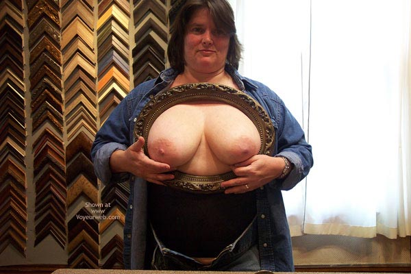 Pic #8 - *Ws Ddwife Framed At Art Gallery