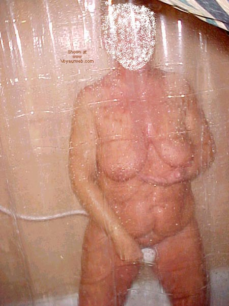 Pic #3 - Wife In Shower