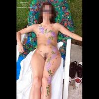Joy's      Body Painting #1