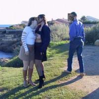 Tiziana & Jennifer In France 2