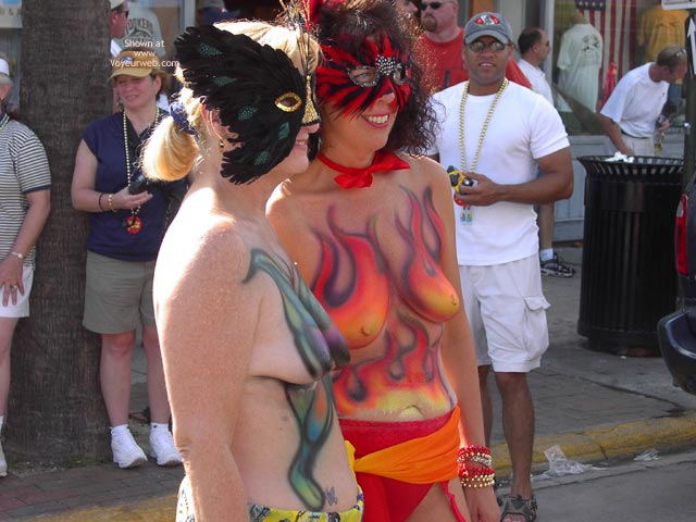 Pic #2 - Key West Fantasy Fest 2002 #5