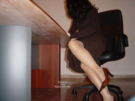 Pic #1 - The Secretary...