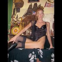 Jenna  Black Lingerie 2