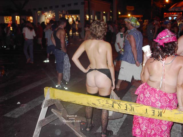 Pic #1 - Key West Fantasy Fest 2002 #6