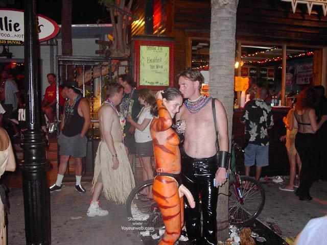 Pic #3 - Key West Fantasy Fest 2002 #6