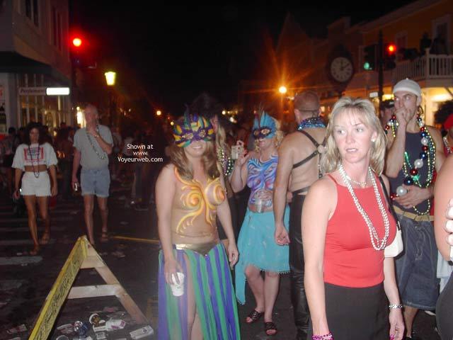 Pic #4 - Key West Fantasy Fest 2002 #6