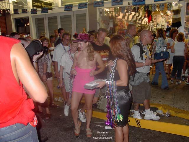 Pic #6 - Key West Fantasy Fest 2002 #6