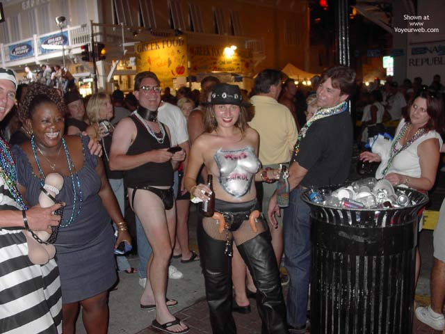 Pic #7 - Key West Fantasy Fest 2002 #6
