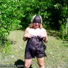 *BF Roxanne Does the Blind Fold