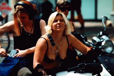 Pic #9 - Dykes on Bikes