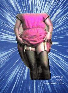 Pic #1 - Dazzle red Panties