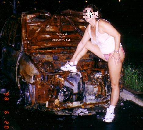 Pic #1 - Fire Woman