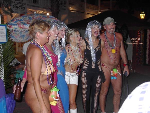 Pic #2 - Key West Fantasy Fest 2002 #7
