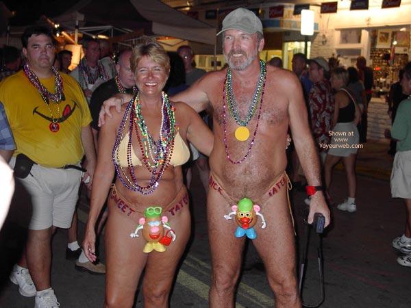 Pic #3 - Key West Fantasy Fest 2002 #7