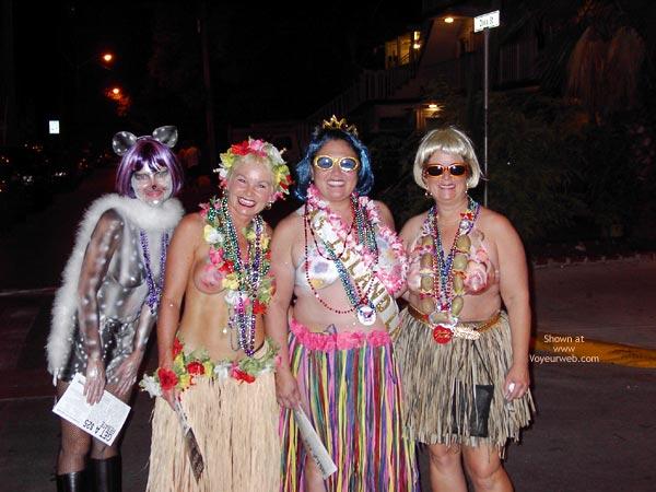 Pic #5 - Key West Fantasy Fest 2002 #7