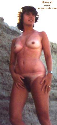 Pic #1 - Barb on Fla Beach Again