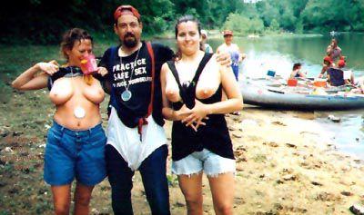 Pic #2 - Canoe Trip