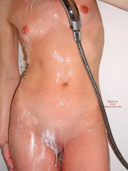 Pic #8 - My Neighbour Exposed In The Shower