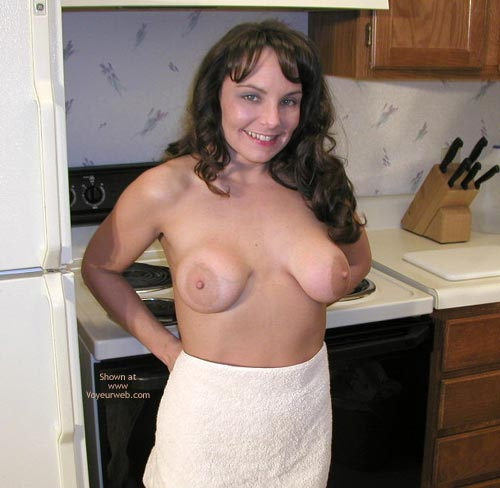 Pic #3 - In The Kitchen