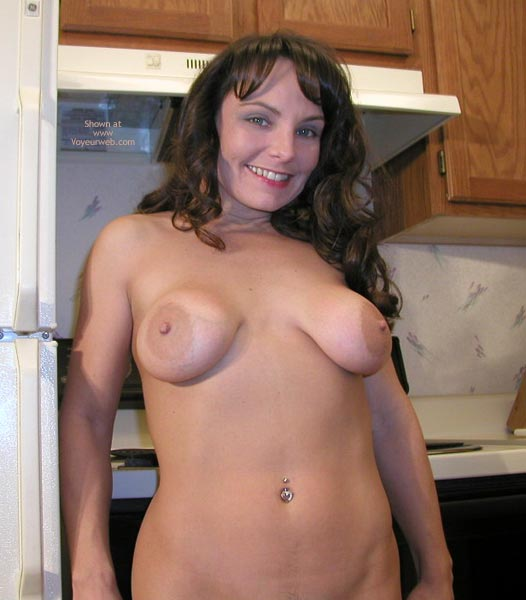 Pic #4 - In The Kitchen