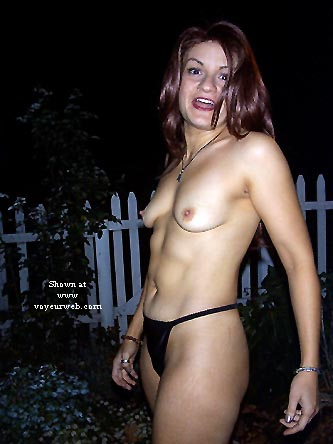 Pic #5 - Alexmarie on Halloween - Part 2
