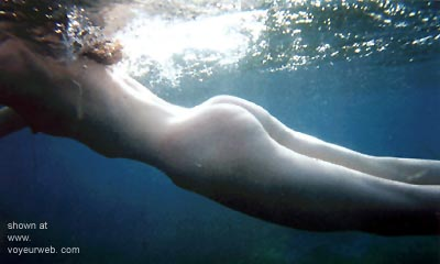 Pic #1 - Me - Underwater