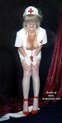 Pic #8 - Naughty Nurse