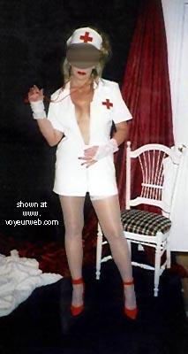 Pic #10 - Naughty Nurse