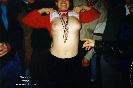 Pic #5 - DU At Mardi Gras
