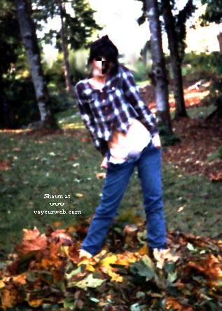 Pic #3 - Simple Fall Chores