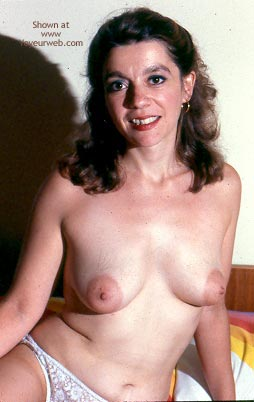 Pic #4 - Sexy wife 16+ years ago