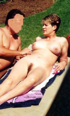 Pic #3 - Tanning Friends