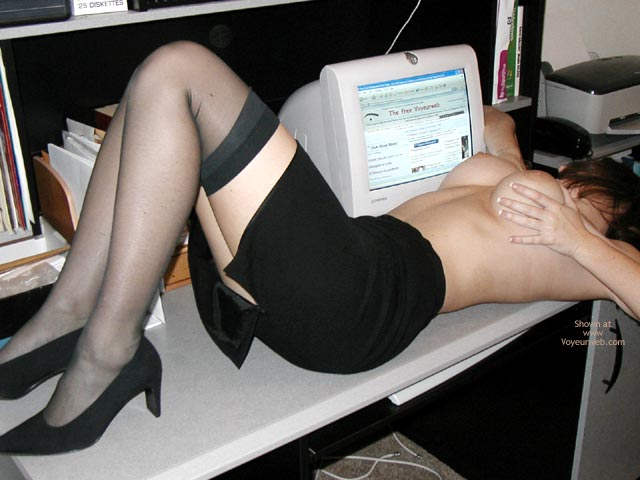 Pic #7 - *Sy Alexis Hard At Work!
