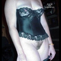 Judys New Black Outfit 2