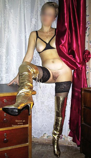 Pic #7 - Do You Like My Boots?