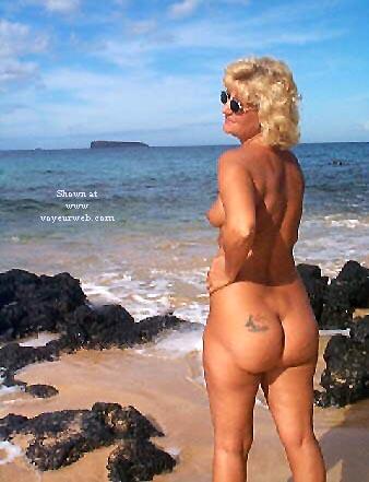 Pic #1 - Ellen At The Beach - Pt 2