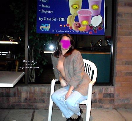 Pic #6 - Nudie Flashing PT1