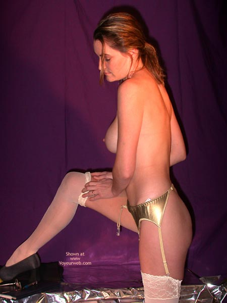 Pic #9 - Missy - Silver & Gold