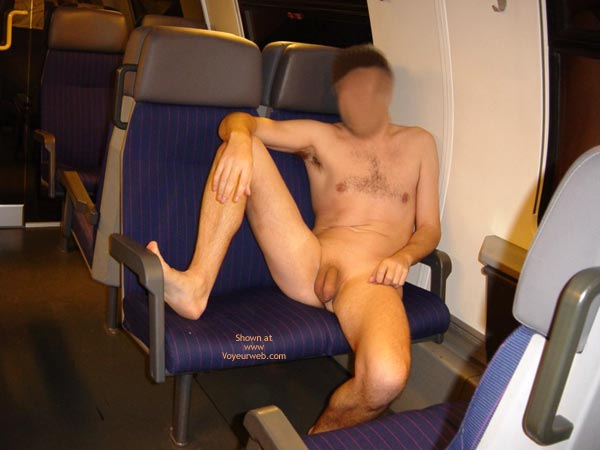 Pic #1 - *Fp M* Travel Nacked By Train