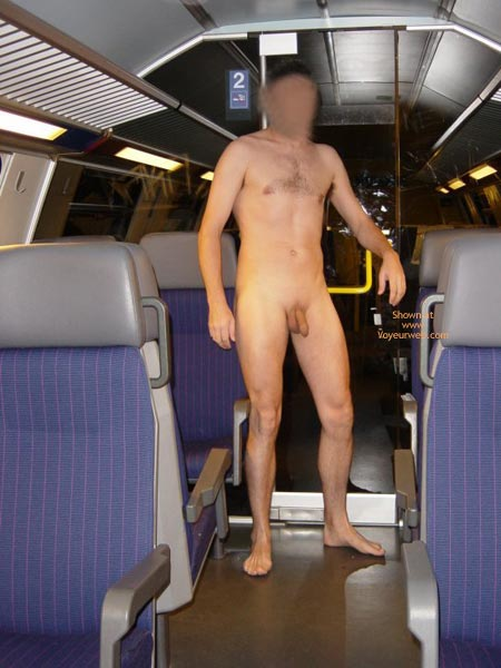 Pic #3 - *Fp M* Travel Nacked By Train