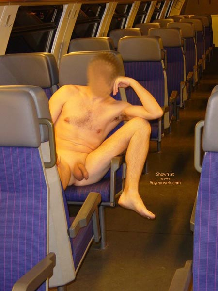 Pic #8 - *Fp M* Travel Nacked By Train