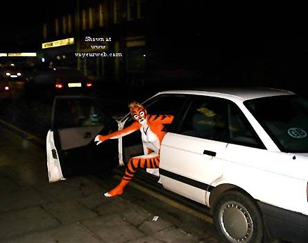 Pic #2 - Tigress Goes Clubbing