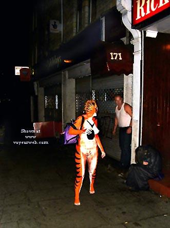 Pic #7 - Tigress Goes Clubbing